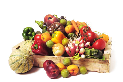 Ricette con frutta e verdura cruda