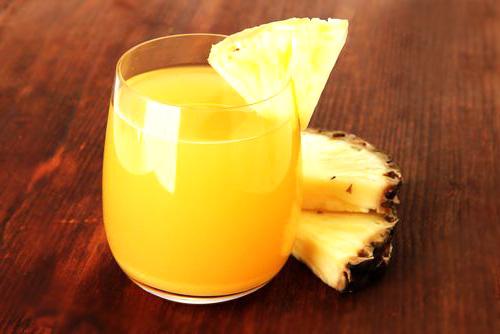 centrifugato ananas mela