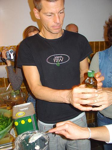 Chef Juliano Brotman