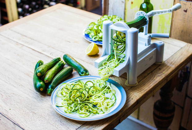 miglior spiralizzatore spaghetti crudisti