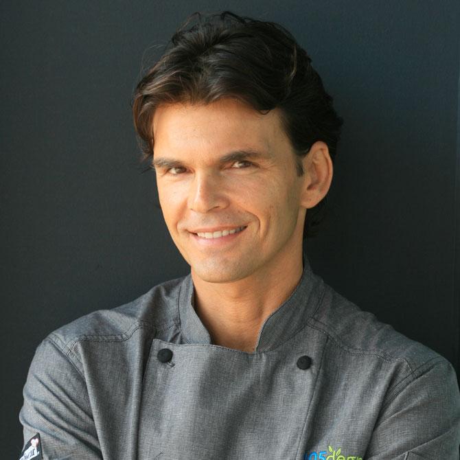 Matthew Kenney Chef Raw