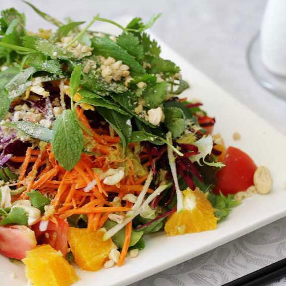 Ricette di insalate crudiste