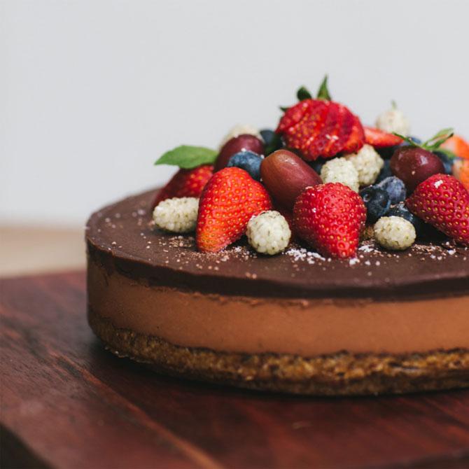 Ricette dolci e dessert crudisti