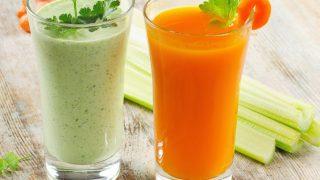 Succhi, rimedio naturale contro la gastrite