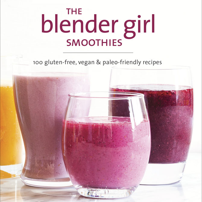 Blender Girl app iPhone di Tess Masters