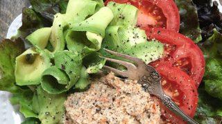Ricetta insalata con pomodori ed alga kombu