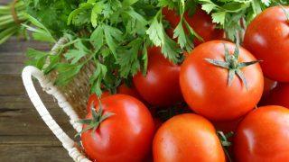 Menù crudista di agosto a base di pomodori