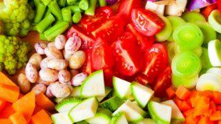 Conoscere i tagli della verdura