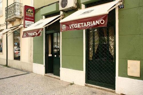 Bio ristorante vegetariano lisbona