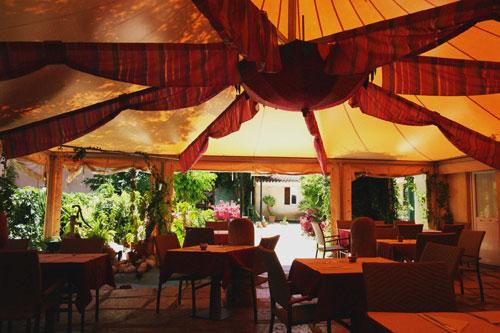 Jardim dos sentidos ristorante vegan lisbona