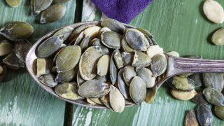 semi di zucca proprieta e ricette