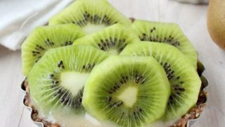 ricetta tartine crudiste kiwi banana