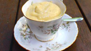 Ricetta dessert al mango vegan