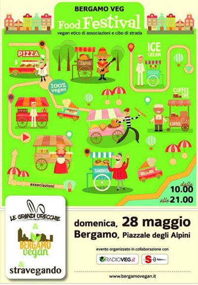 Bergamo Veg 2017 food festival