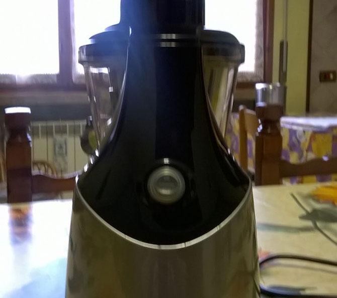 pulsante hurom hu 500 estrattore di succo