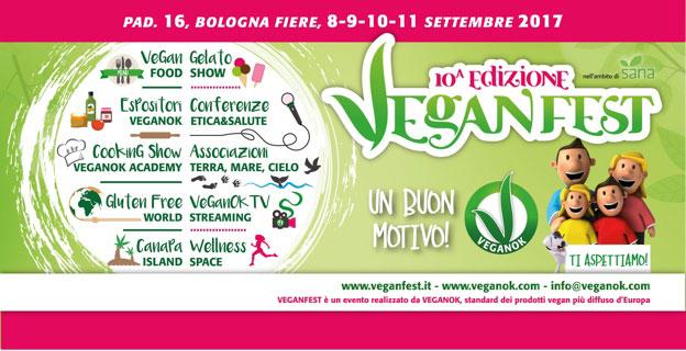 vegan fest 2017 bologna fiere