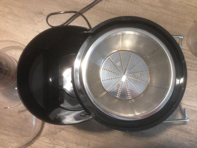 clatronic centrifuga economica recensione