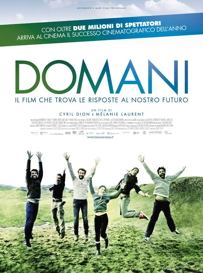 recensione del documentario domani 2016