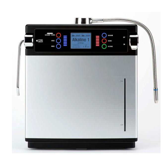 ionizzatore acqua alcalina come funziona