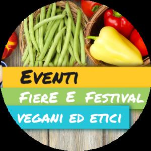 Gli eventi e festival vegan bio e crudisti in italia