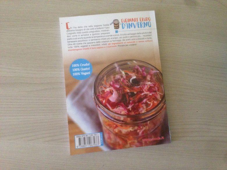 cucinare crudo d'inverno libro sara cargnello