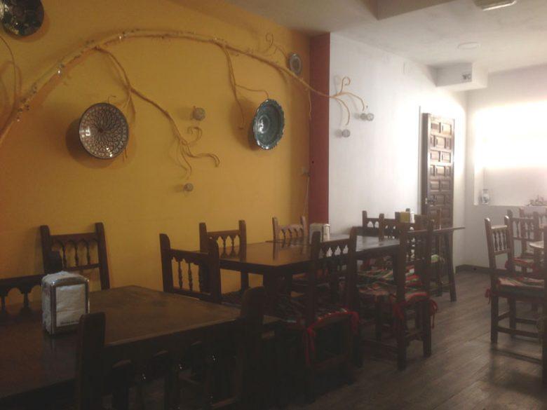 el piano ristorante vegano malaga