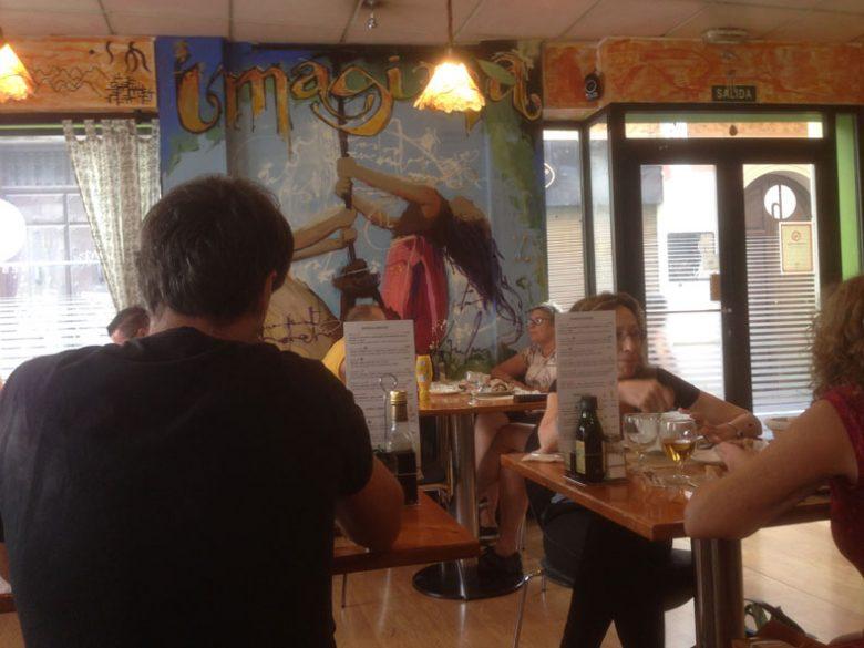 hicuri ristorante vegano biologico malaga