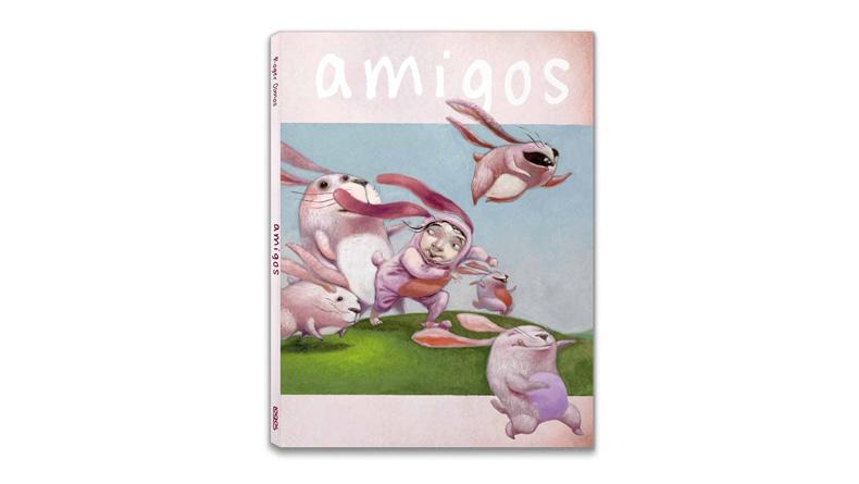 roger olmos amigos recensione libro illustrato