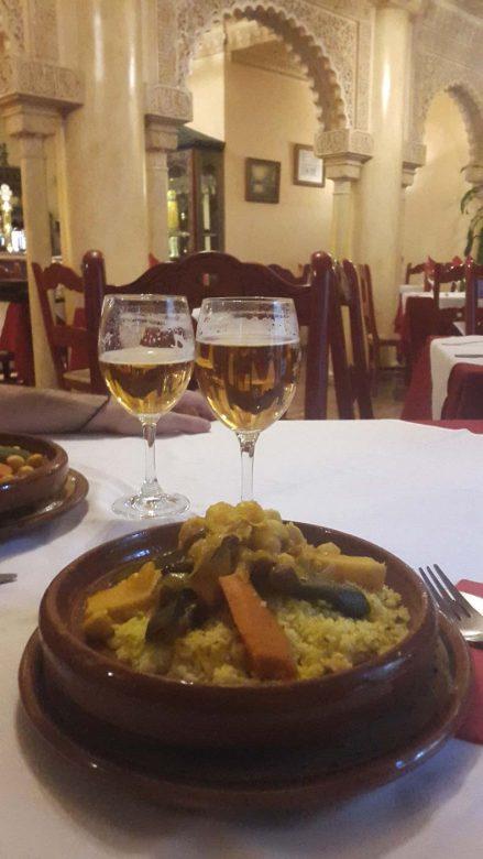 ristorante sultan granada