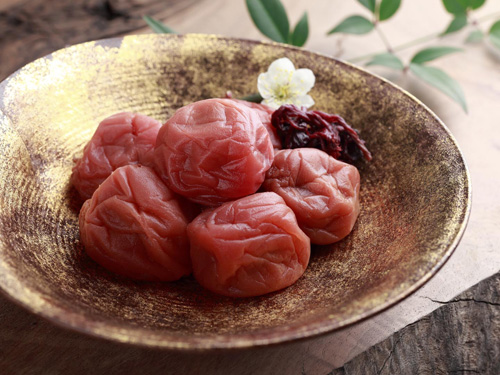 umeboshi benefici e proprietà