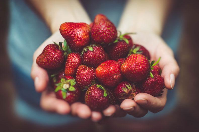 Le proprietà della frutta e verdura rossa